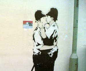 BANKSY, street art, and art image