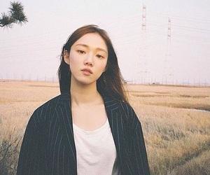 model, korean, and lee sung kyung image