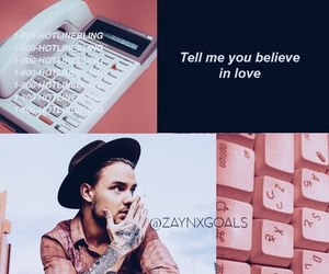 aesthetic, liam payne, and one direction image