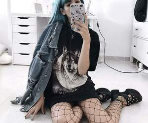 black, blogger, and blouse image