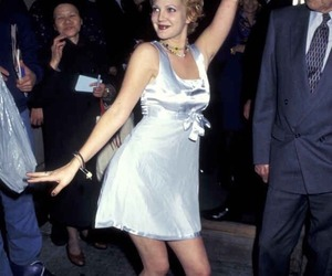 blonde, drew barrymore, and pretty image