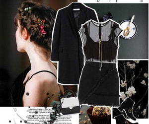 Collage, fashion, and Polyvore image