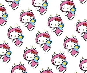 hello kitty, patterns, and patrones image