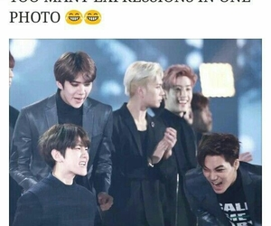 funny and exo image