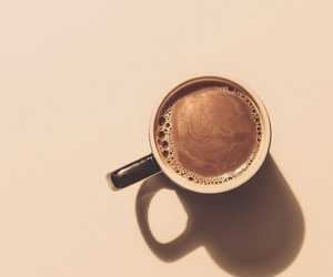 coffee and wallpaper image