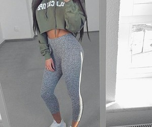 goals and outfit image