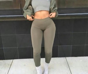 fashion, body, and goals image