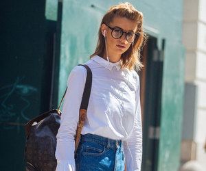 fashion, inspo, and off duty image