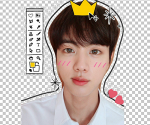 army, icon, and jin image