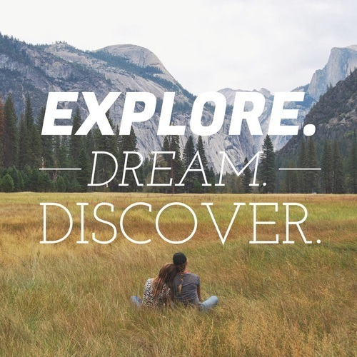 Dream, explore, and discover image