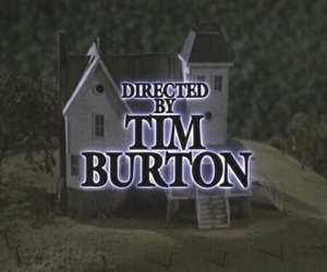 tim burton, grunge, and movie image