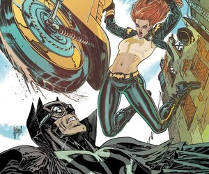 batgirl, batman, and barbara gordon image