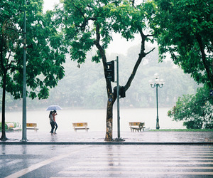 rain and rainy day image