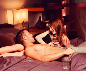 emma stone, perfect couple, and crazy stupid love image