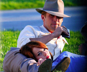 gangster squad, relationship goal, and emma stone image