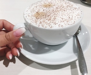 coffee, coffin, and nails image
