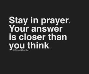 prayer, believe, and god image
