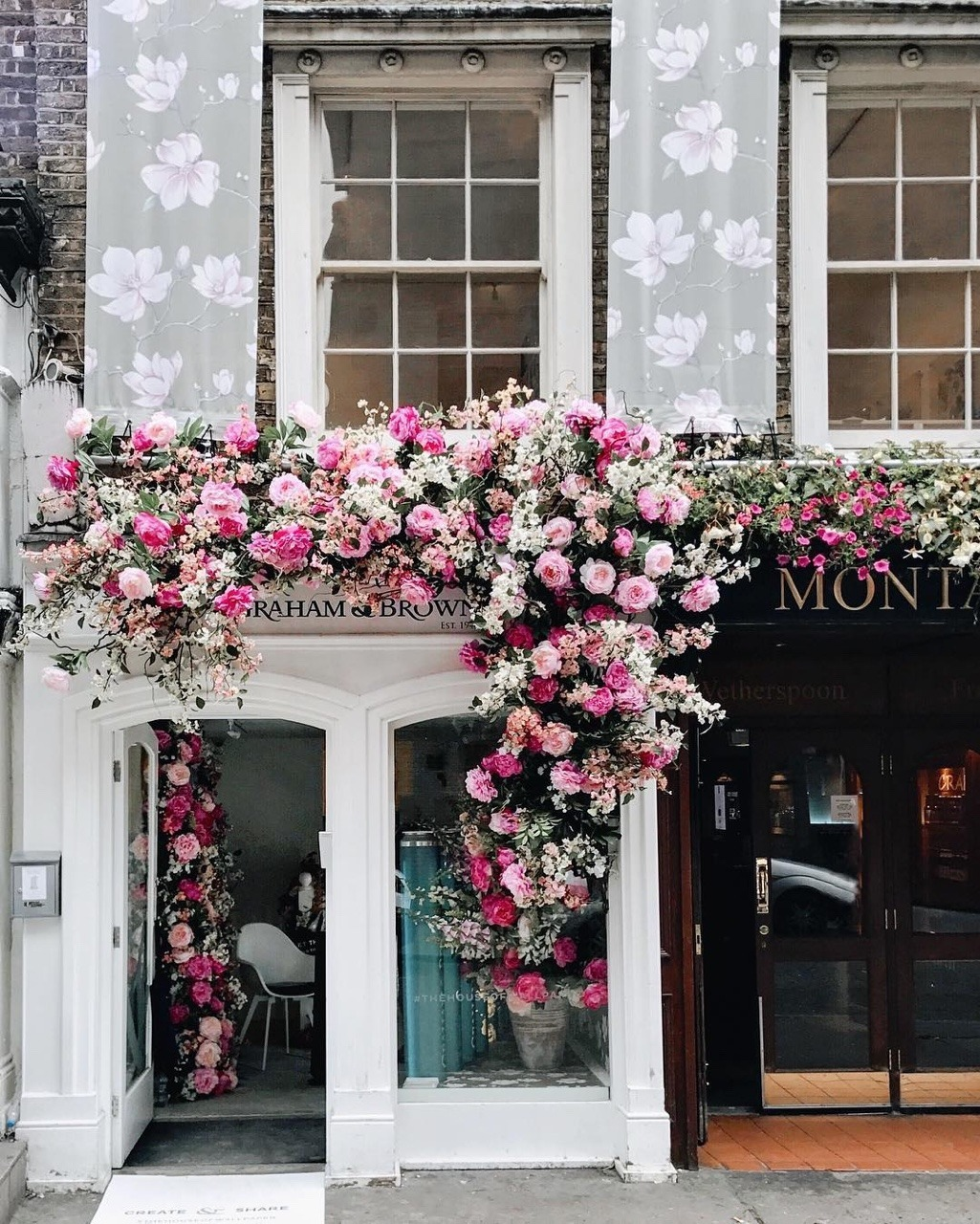 flowers, beautiful, and city image