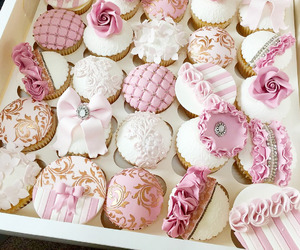 cakes, cupcakes, and desserts image