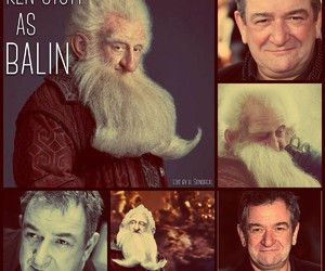 actor, the hobbit, and dwarf image