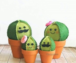 cactus, craft, and creative image