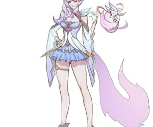 league of legends and star guardian image