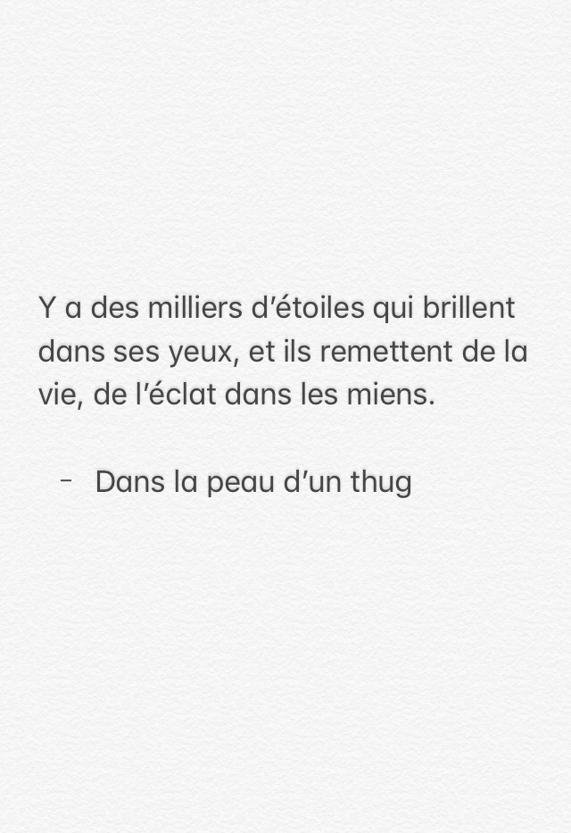 Dans La Peau D Un Thug On We Heart It