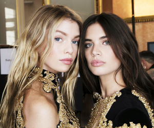 model, stella maxwell, and angel image