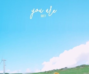 got7 and you are image