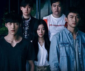 Korean Drama, Save Me, and rescue me image