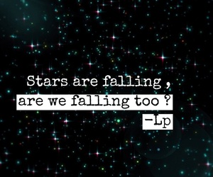 falling, lp, and Lyrics image