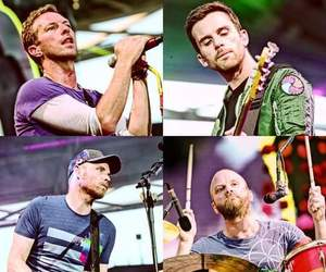 alternative, band, and Chris Martin image