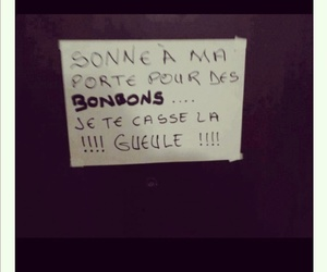 bonbon, francais, and blague image