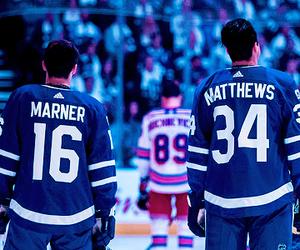 hockey, maple leafs, and auston matthews image