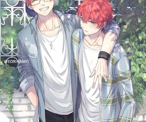 anime, unknown, and 707 image