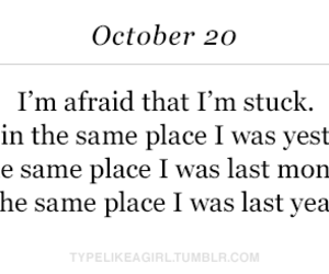 october, quotes, and life quotes image