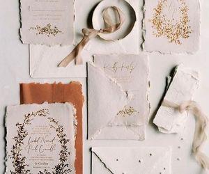 aesthetic, marriage, and wedding image