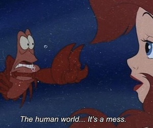 quotes, ariel, and human image