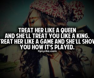 quote, game, and Queen image