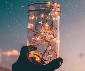 light, sky, and wallpaper image