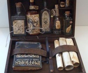 magic and potion image