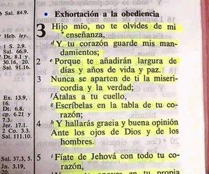 biblia, palabra de dios, and verso image