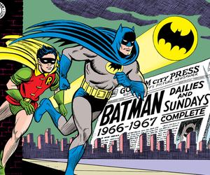 batman, gotham city, and Batman and Robin image