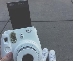 polaroid, vscocam, and instaxmini8 image
