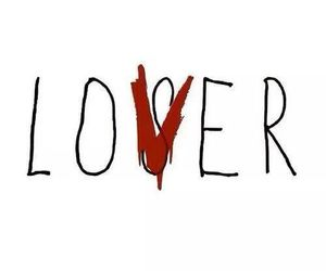 it, lover, and wallpaper image