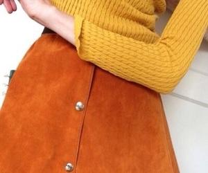orange, yellow, and aesthetic image