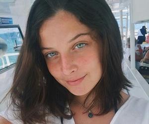 blue eyes, brazil, and brazilian girl image