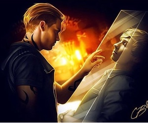 art, jace wayland, and sebastian morgenstern image