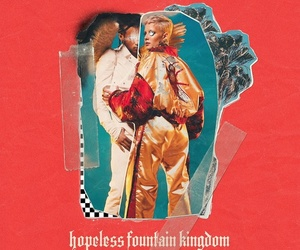 halsey and hopeless fountain kingdom image