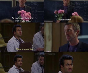 dr house, house md, and kutner image